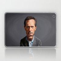Celebrity Sunday ~ Hugh … Laptop & iPad Skin