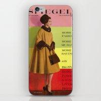 1961 Fall/Winter Catalog Cover iPhone & iPod Skin