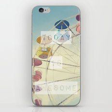 Today is Awesome iPhone & iPod Skin