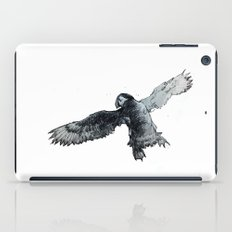 Soar the puffin iPad Case