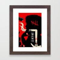 Oldboy - Art Print Framed Art Print