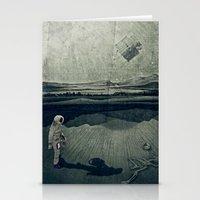 anatomy space I Stationery Cards
