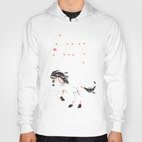 Hoody featuring Stay Wild by Freeminds