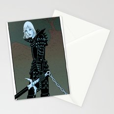 Cursed Knight Stationery Cards