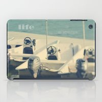 Life Is An Adventure iPad Case