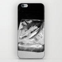 2 Cigarettes In An Ashtr… iPhone & iPod Skin