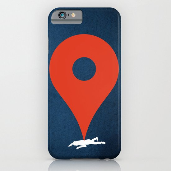 Pinned iPhone & iPod Case