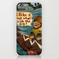 Postcard From Lewis + Cl… iPhone 6 Slim Case