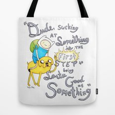 Adventure Time! Tote Bag