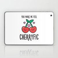 Cherryfic! Laptop & iPad Skin