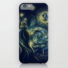 Death Starry Night iPhone 6 Slim Case