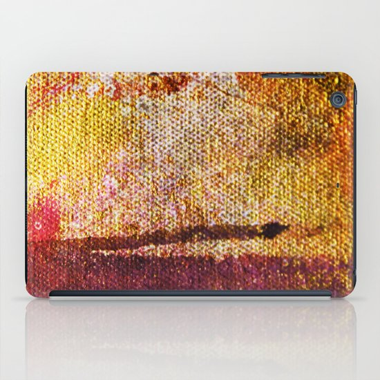Refined by Fire iPad Case