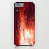 Burning Star iPhone 6 Slim Case