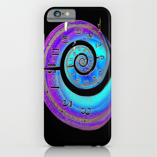 Back in time iPhone & iPod Case