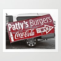Art Print featuring Patty's by Vorona Photography