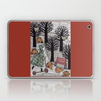 Autumn In The Park Laptop & iPad Skin
