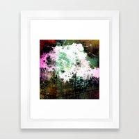 Battling Mediocrity Framed Art Print