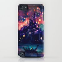 iPod Touch Cases featuring The Lights by Alice X. Zhang