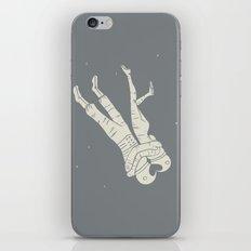 Head Over Heels iPhone & iPod Skin