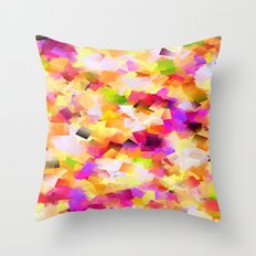 Positivity Throw Pillow