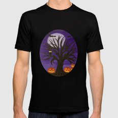 Halloween-2 Black Mens Fitted Tee SMALL