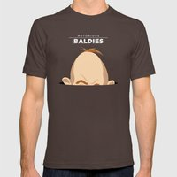 Sloth - The Goonies Mens Fitted Tee Brown SMALL