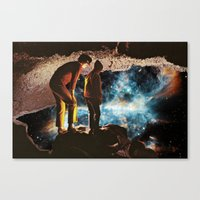 ...And Then It Kinda Wen… Canvas Print