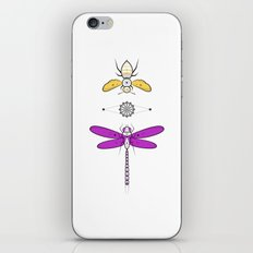 Two Insects iPhone & iPod Skin