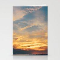 Cape Sunsets #1 Stationery Cards