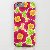 iPhone & iPod Case featuring Primrose Collection 3 by Manuela