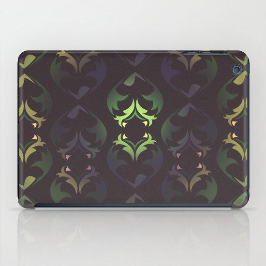 Heart Forest iPad Case