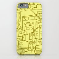 iPhone & iPod Case featuring #MoleskineDaily_35 by maykel nunes