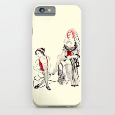 Cabaret Cafe iPhone 6s Slim Case