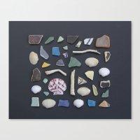 Ocean Study No. 1 Canvas Print