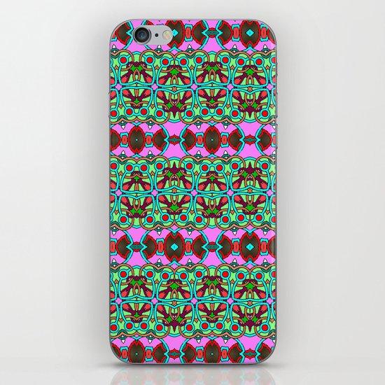 Pretty Pattern iPhone & iPod Skin