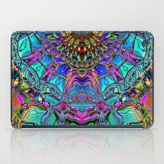 Colorful Automotive Pop Art iPad Case