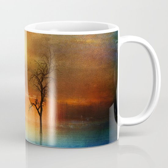 waterfall of light Mug