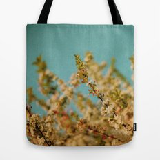 Darling Buds of May Tote Bag