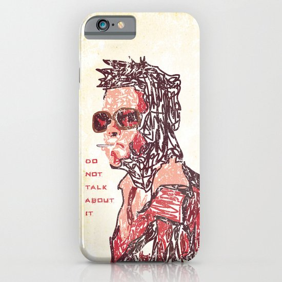 Tyler iPhone & iPod Case
