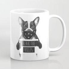 Rebel dog Mug