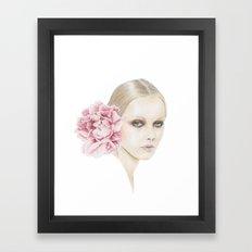 Irida (Vacancy Submission) Framed Art Print