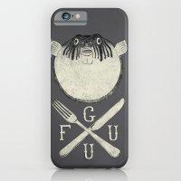 Eat me and/or Die! iPhone 6 Slim Case