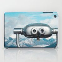 Mountaintop View iPad Case