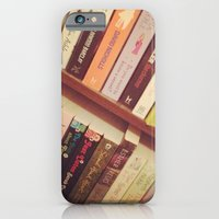 Bookshelf iPhone 6 Slim Case