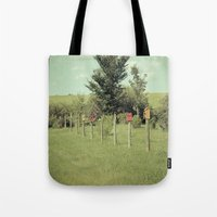 HWY 13A Ohio Road Tote Bag