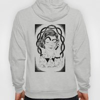 Girls Stuff: She said what? Hoody