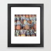 Off to Market Framed Art Print
