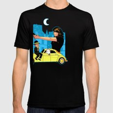 Film Couleur Black SMALL Mens Fitted Tee