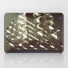Wooden Ship iPad Case