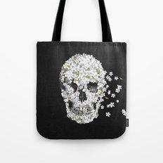 A Beautiful Death - mono Tote Bag